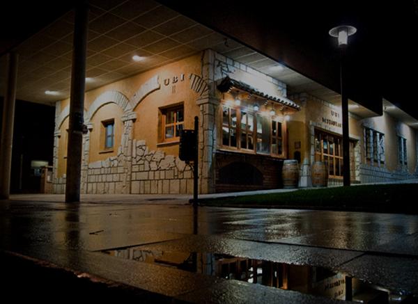 Restaurante Ubi de La Vega