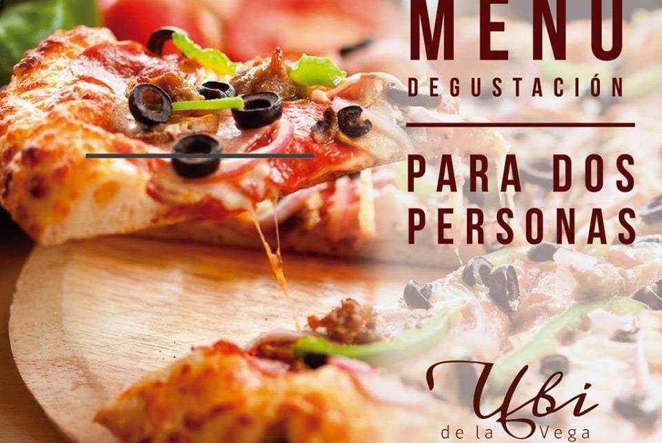 Sorteo menú degustacion Ubi de La Vega