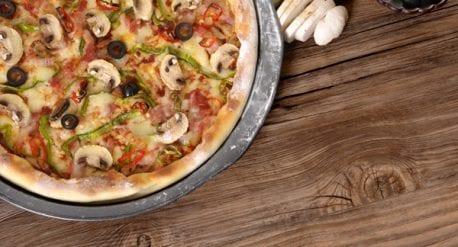 Pizza Ubi de la Vega