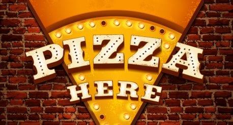 Anuncios graciosos de pizza